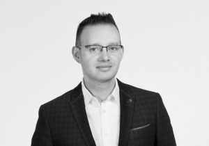 Sam Pisani Headshot. Logit Group Managing Partner