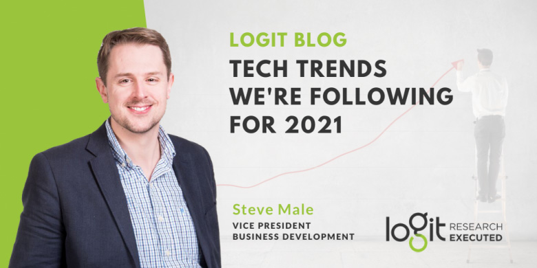 Tech trends we're following for 2021