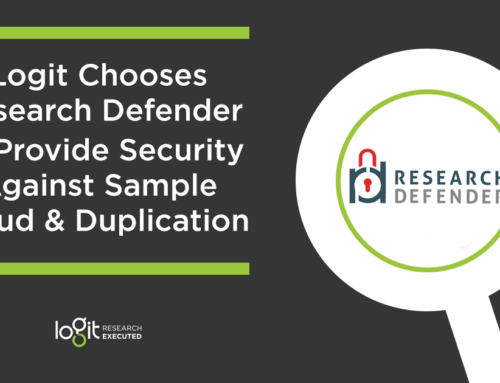 The Logit Group Chooses Research Defender to Provide Security Against Sample Fraud and Duplication in the Research Industry
