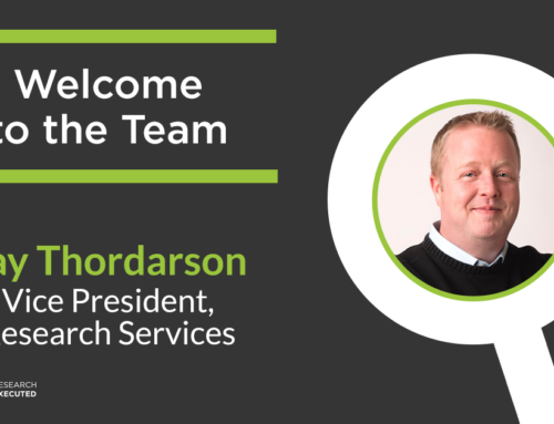 The Logit Group Welcomes VP of Research Services, Jay Thordarson